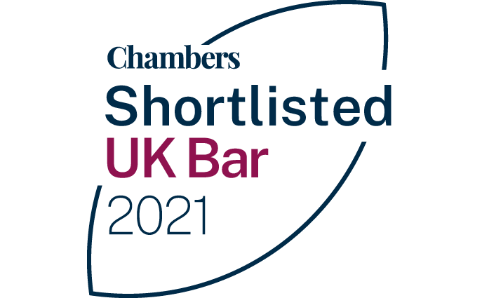 Outstanding Set for Diversity & Inclusion at Chambers UK Bar Awards